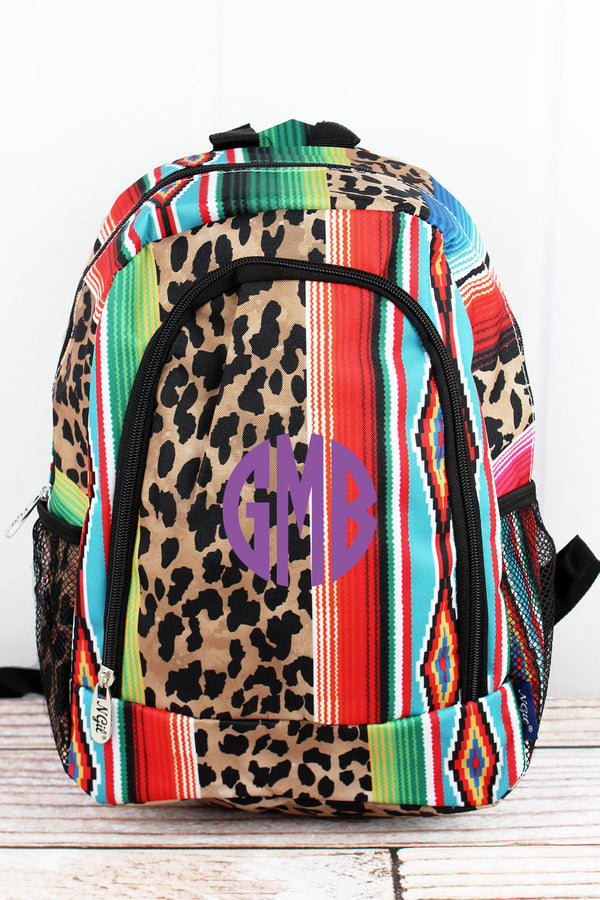 Wild Serape Backpack