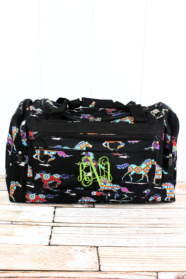 Santa Fe Stallion Duffle Bag 23""