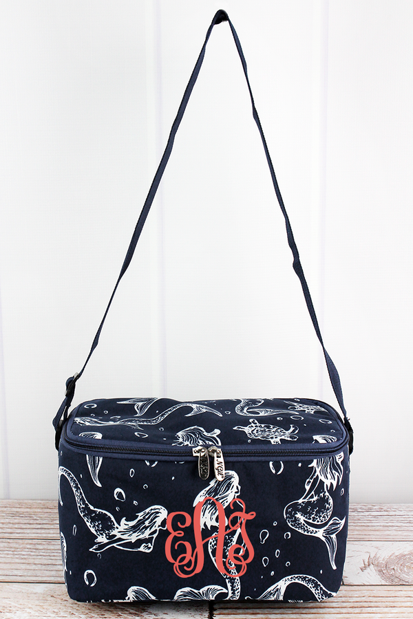 Magical Mermaid Insulated Shoulder Lunch Bag