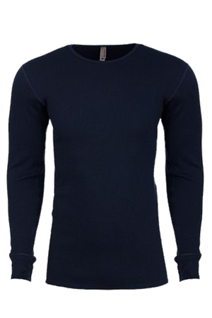 Next Level Unisex Long Sleeve Thermal *Personalize it