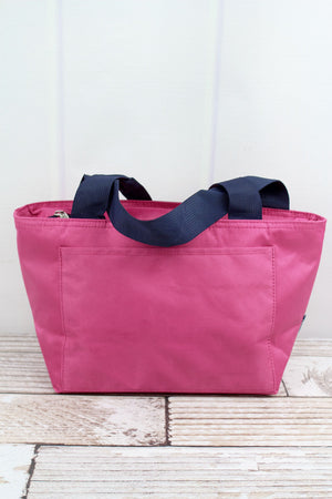 Scrub Life Hot Pink Insulated Lunch Bag
