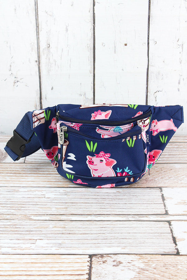 Playful Pigs Fanny Pack