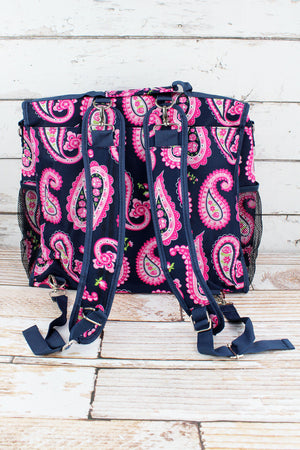 Paisley Passion Diaper Backpack