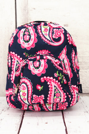 Paisley Passion Small Backpack