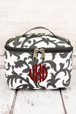Gray Ivy Damask Case #RMK277-GRAY