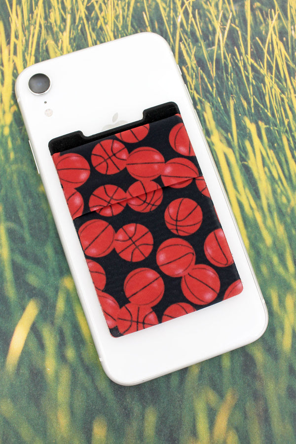 Basketball Phone Pocket