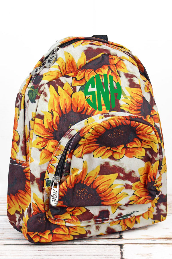 Sunflower Farm Small Backpack