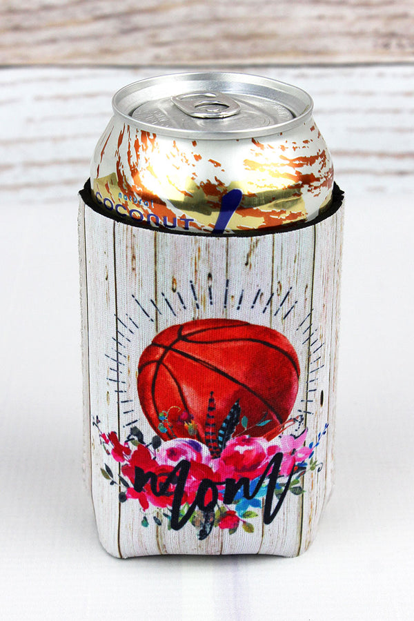 Basketball Mom Drink Sleeve