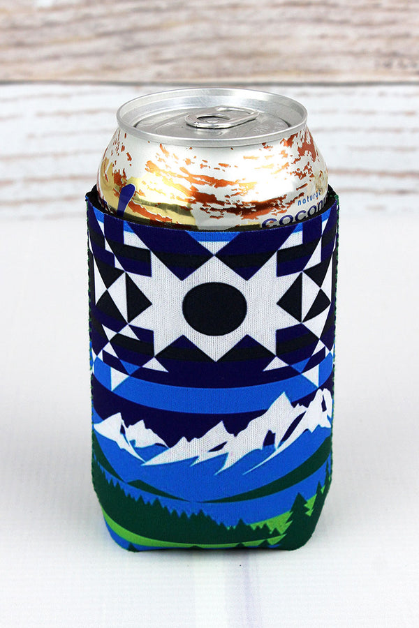 Rocky Mountains Drink Sleeve