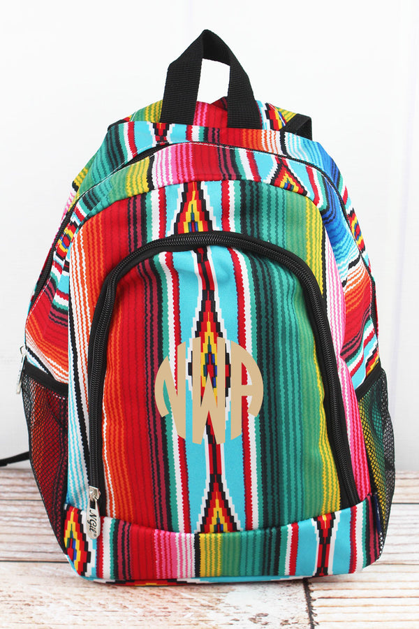 Southwest Serape Backpack