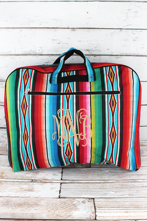Southwest Serape Garment Bag