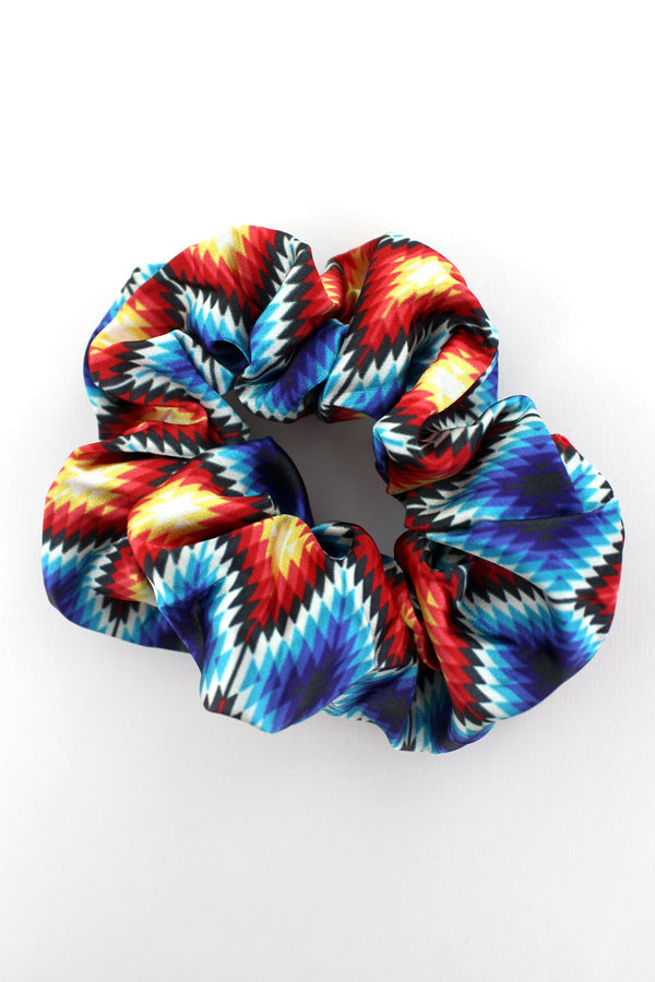 Diamond Dance Scrunchie