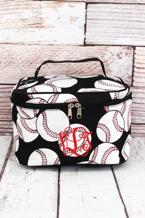 Baseball Train Case
