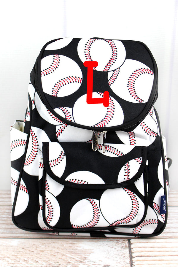 Baseball Petite Backpack