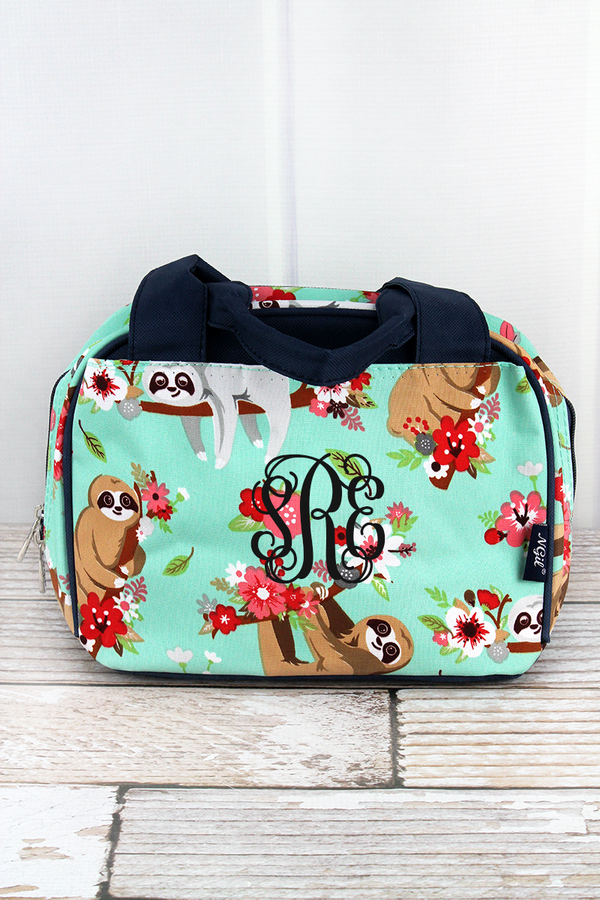 Hang In There Insulated Bowler Style Lunch Bag
