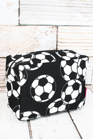 Soccer Cosmetic Case