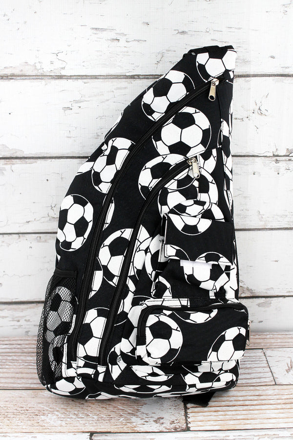 Soccer Sling Backpack