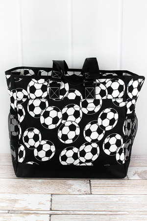 Soccer Everyday Organizer Tote
