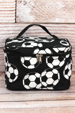 Soccer Train Case