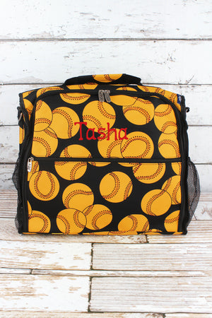Softball Diaper Backpack
