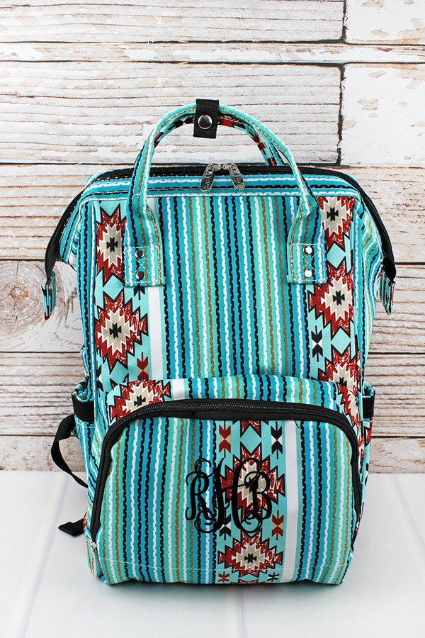 Adobe Sky Diaper Bag Backpack