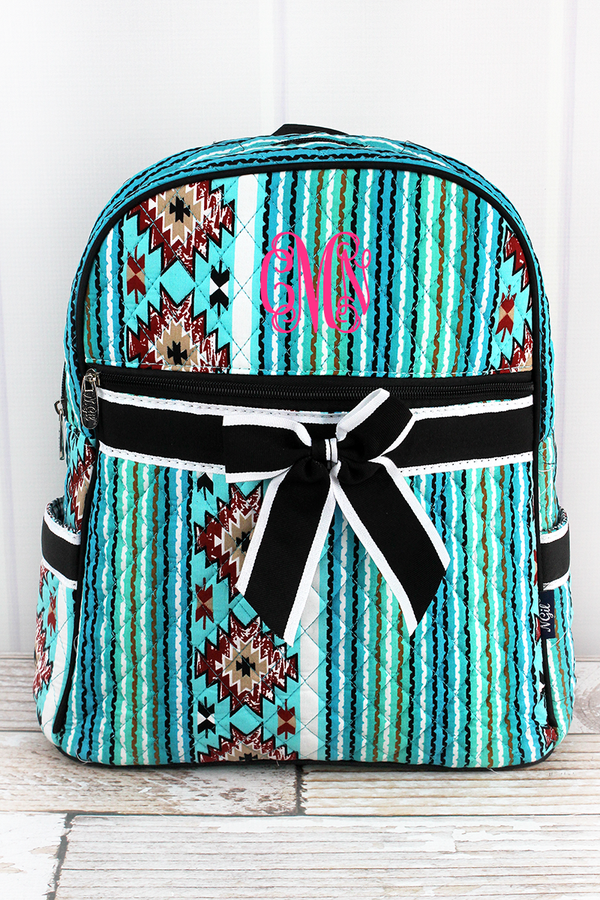 Adobe Sky Quilted Backpack