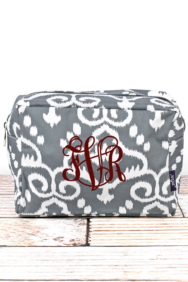 Dizzy Damask Cosmetic Case