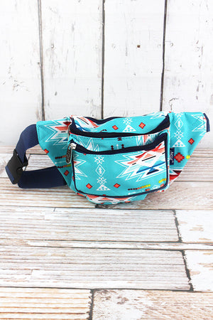 Santa Fe Sunrise Fanny Pack