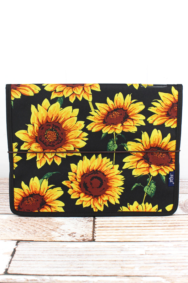 Sunflower Expanding File Organizer