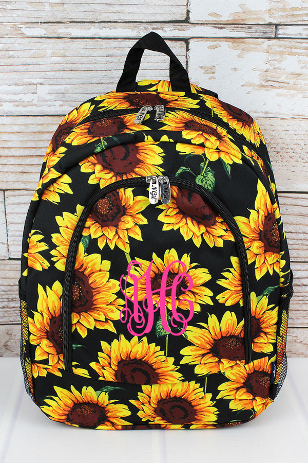 Sunflower Large Backpack