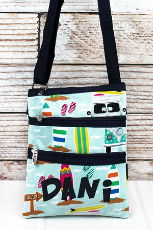 Surf's Up Crossbody Bag