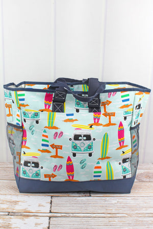 Surf's Up Everyday Organizer Tote