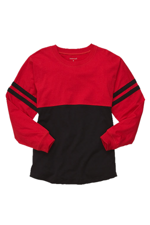Boxercraft Red and Black Pom Pom Jersey *Personalize It