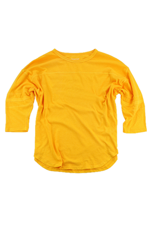 Boxercraft Athletic Gold Vintage Oversized Jersey *Personalize It