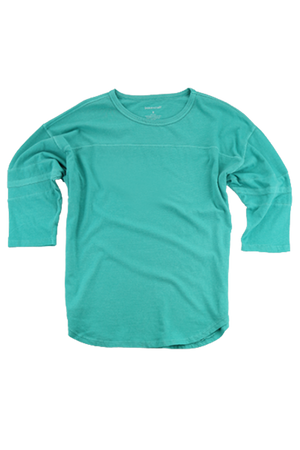 Boxercraft Teal Vintage Oversized Jersey *Personalize It