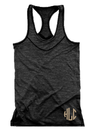 Black Tiger Slub Tank #T81B *Personalize It!