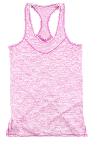 Boxercraft Fuchsia Tiger Slub Tank *Personalize It!