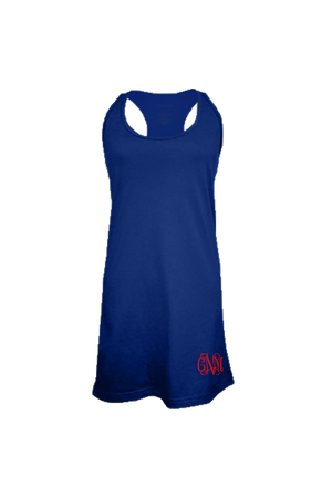 Navy Tank Dress/Cover Up #T83 *Personalize It