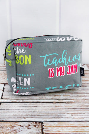 Teacher Life Cosmetic Case