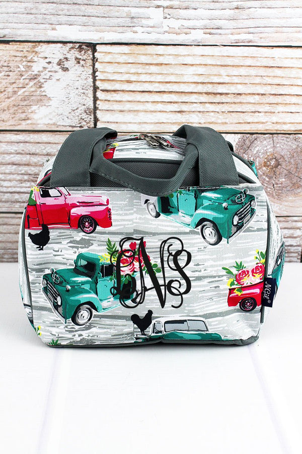 From The Farm Insulated Bowler Style Lunch Bag