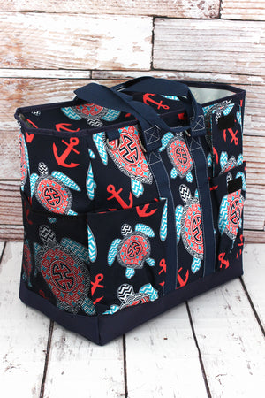 Preppy Under The Sea Everyday Organizer Tote