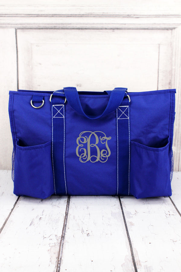 Royal Blue Utility Tote #TW731-ROYAL