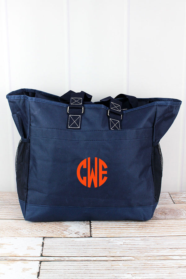Navy Everyday Organizer Tote