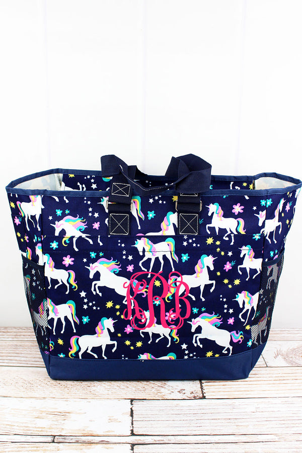 Unicorn Dreams Everyday Organizer Tote