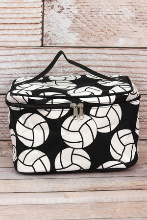 Volleyball Train Case