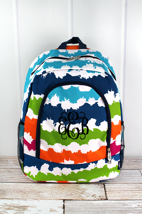 Summer Vibes Large Backpack