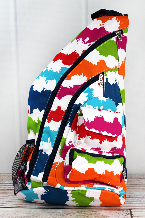 Summer Vibes Sling Backpack