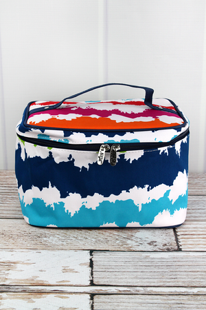 Summer Vibes Train Case