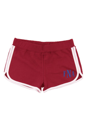Boxercraft Youth Relay Short, Red and White