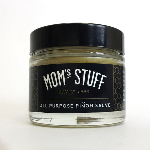 Mom's Stuff Salve (Full Size Glass 70mL / 2.4oz)